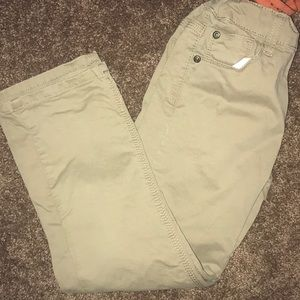 Size 7 wrangler pants boys